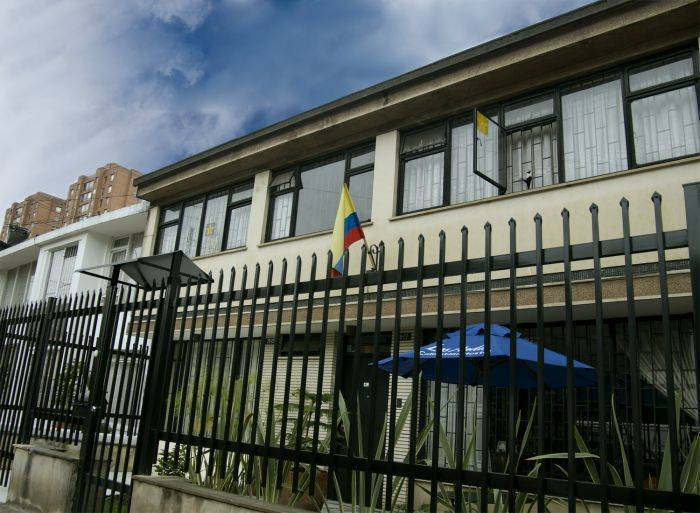 Los Andes Hostel, Bogota, Colombia, Colombia hostels and hotels